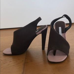 Browne leather heels